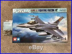 132 Tamiya F-16C with Resin Wheel Bay