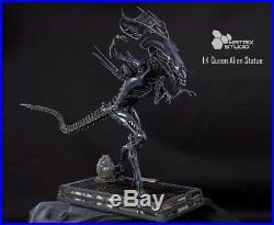 14 Alien Queen Statue Figurine Resin Model Kits GK Matrix Studio New