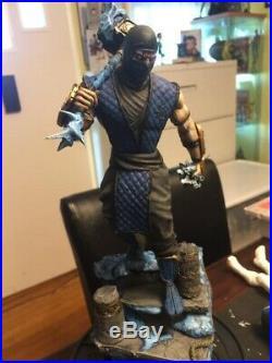 18 Scale Mortal Kombat Subzero and Scorpion Combo 3d printed Resin Model Kit
