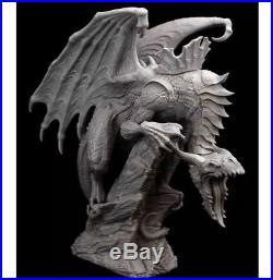 190mm Resin Figure Model Kit Game of Thrones Dragon Age Unassambled Unpaint