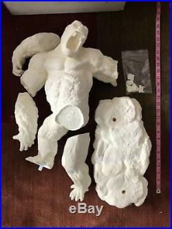 1933 KING KONG resin model kit, VERY RARE, 20 Jeff Taylor