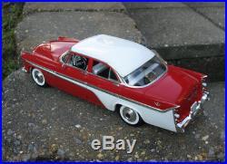 1956 DeSoto Fireflite Pro Built 1/25 Johan Modelhaus Resin