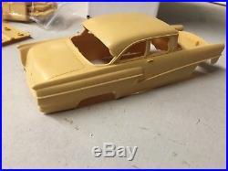 1956 mercury monterey custom 2 door post resin model kit modelhaus R&R rare