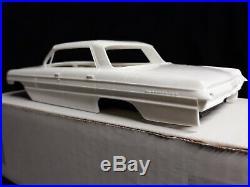 1962 Oldsmobile super 88 4 Door 125 Scale Resin model kit. Decko Car Co. Kit