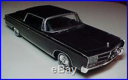 1965 Chrysler Imperial 2 Door PRO BUILT Model Car Resin RARE Scaled in 1/25