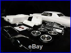 1969 Cadillac 2 door 125 Scale Resin model kit. Decko Car Co