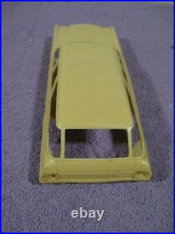 1973 Modelhaus Chevy Impala Caprice Station Wagon Resin Body AMT MPC JOHAN