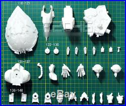1/100 GUNDAM KSHATRIYA NZ-666 Unpainted Resin Model Kits