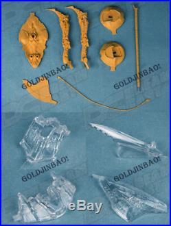 1/100 LED MIRAGE V-3 INFERNO NAPALM Unpainted Resin Kit Cast Model GK In Box New