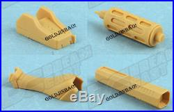 1/100 OZ-13MSX1 Vayeate & OZ-13MSX2 Mercurius Unpainted Resin Kits Resin Model