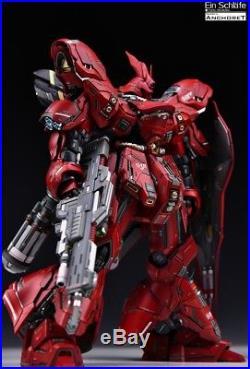 1/100 SAZABI Boostpack & Weapon Set Gundam Resin Model Kit Unpainted Assembly