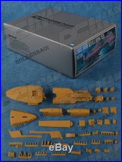 1/1700 Fleetmo Chibe Kai Heavy Cruiser Unpainted Resin Kit Unassembled Model Hot
