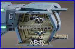 1/1700 Fleetmo Columbus Unpainted Resin Kit Model Unassembled Collection
