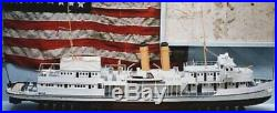 1/192 ISW 4003 USS Panay PR-5 River Patrol Gunboat Resin & PE BRASS Model Kit
