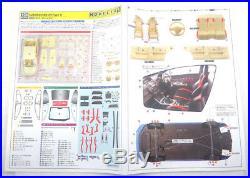 1/24 Hi-Story MODELER'S SUBARU WRX STI Type S model Kit MK002