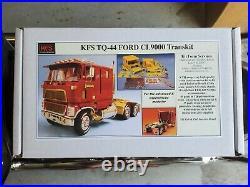 1/24 KFS TQ-44 Ford CL9000 Transkit