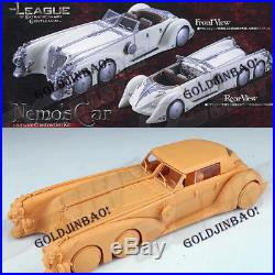 1/24 NEMO'S CAR Unpainted Resin Kits Model Unassembled Collection DIY