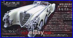 1/24 NEMO'S CAR Unpainted Resin Kits Model Unassembled Collection DIY Pre-Order