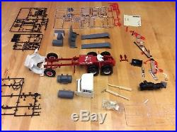 1/24 Western Star heavy hauler project-resin parts-AITM