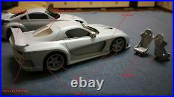 1/24 YS24-019 Resin Mazda RX-7 Veilside Fortune Transkit fast and furious