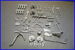 1/25 1973 Gulf Mclaren M16 Resin/white Metal Model Kit, Indy Resin, Usac, Cart