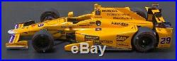 1/25 2017 Dallara Honda DW12 Indy resin indycar model Alonso Mclaren scale kit
