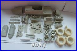 1/25 66 Aar Eagle D. Gurney Version Resin/white Metal Kit, Indy Resin, Usac, Cart