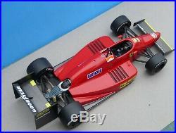 1/25 Ferrari 637 Indy Car Resin/white Metal Model Kit, Indy Resin, Usac, Cart, F1