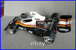 1/25 Scale 1975 Shadow F5000 Resin White Metal Kit, Indy Resin, Formula 1