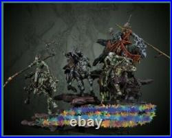 1/32 54MM Horsemen of the Apocalypse 4 Resin (Without Base) Figure Unpainted