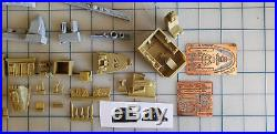 1/32 A-10 Wart Hog Cutting Edge & Verlinden Super Detail Kit Etched Resin X RARE