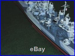 1/350 4056 U. S. S. Pittsburgh CA-72 Baltimore Class Cruiser Resin Model Kit
