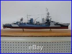 1/350 4065 USS Salt Lake City CA-25 Resin Model Kit