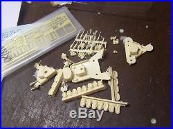 1/350 #4116 USS Oklahoma BB36 December 1941 Complete Resin & PE Brass Model Kit