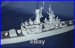 1/350 4188 U. S. S. California CGN-36 1985 Version Resin Model Kit