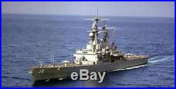 1/350 4189 USS Virginia CGN38 -1985- Resin Model Kit
