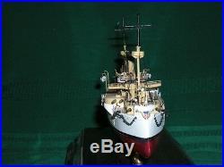 1/350 ISW 4005 USS Maine First U. S. Battleship Complete Resin & PE Model Kit