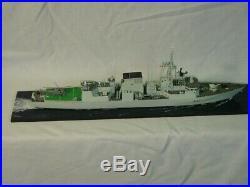 1/350 ISW #4063 HMCS Halifax FFH330- Complete Resin & PE Brass Model Kit