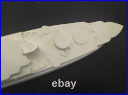 1/350 ISW 4066 USS New Mexico BB40 -1944 Resin & PE Brass Model Kit