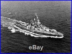 1/350 ISW 4073 USS Nevada BB36 1944 Battleship Resin & PE BRASS Model Kit