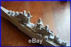 1/350 ISW 4119 USS Atlanta CLAA51 AA Light Cruiser Resin Model Kit
