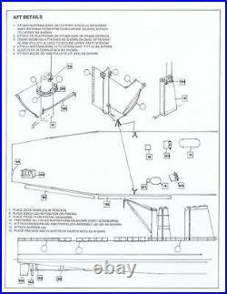 1/350 ISW #4169 U. S. S. Newport LST-1179 Full Hull RESIN & PE KIT 1985 Version