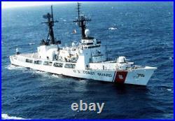 1/350 ISW 4179 USCGC Hamilton WHEC-715 Resin & PE Model Kit
