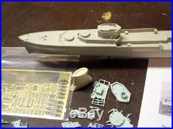 1/350 ISW 4230 HMS Ajax 1941- Leander class Light Cruiser Resin Model Kit
