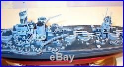 1/350 USS Arkansas BB33 1944 Complete Resin & PE Brass Model Kit