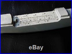 1/350 USS Kennebec AO-36 US T-2 Type Tanker Complete Resin & PE Brass Model Kit