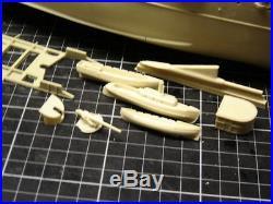 1/350 USS TEXAS 1898 Battleship Complete Resin, & PE Brass Model Kit