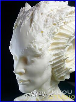 1/3 Abner Marin Caracolilla Girl Bust Resin Model Kits GK Unpainted