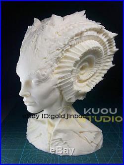 1/3 Girl Unpainted Resin Garage Kit Model Unassembled Figure