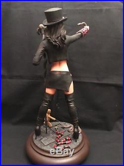 1/3 Resin Model Kit, Sexy action figure Voodoo Doll